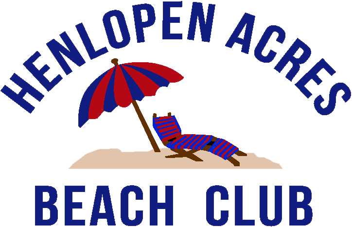 logo henlopen acres beach club